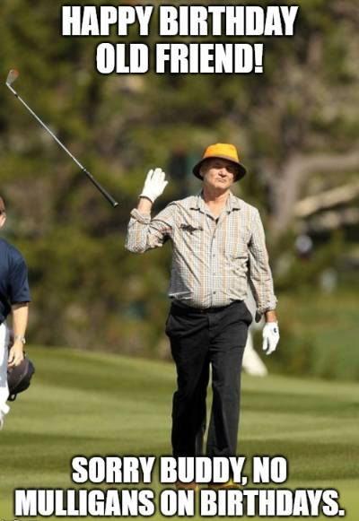 20 Funny Birthday Wishes For Golfers Funny Birthday Wishes
