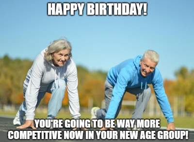 20+ Funny Birthday Wishes for Runners   Funny Birthday Wishes