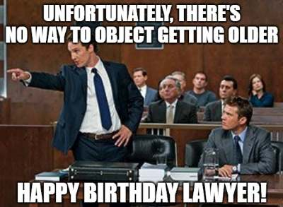 20 Funny Birthday Wishes For Lawyers Funny Birthday Wishes